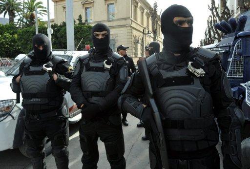 Tunus'ta silahlı kişilerin bulunduğu eve baskın: 8 ölü