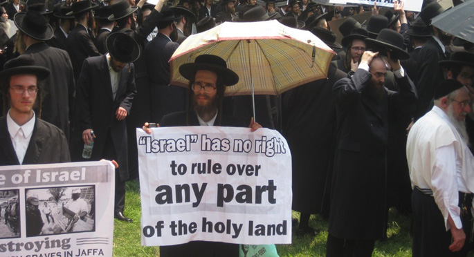 Merkel, İsrail karşıtı Yahudilerle dolaylı görüştü