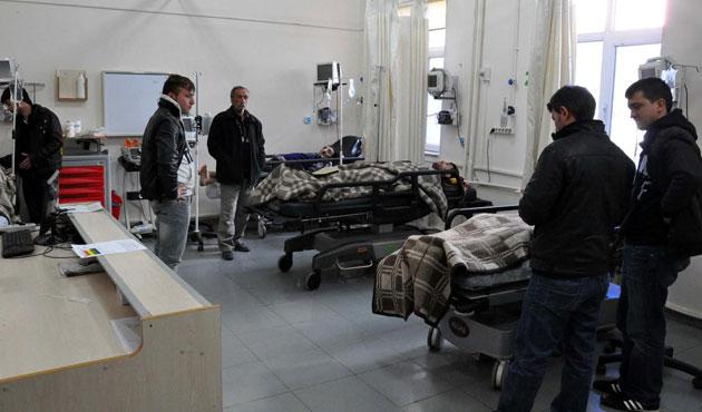 Hızlı tren şantiyesinde göçük: Bir ölü
