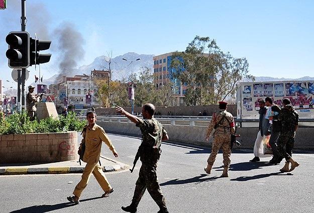 Yemen'de çatışma: 14 ölü