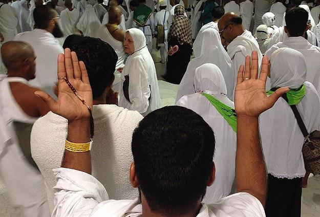 Kutsal topraklarda Türkiye için dua