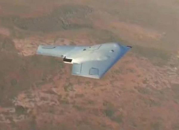 İngiltere'nin sır gibi saklanan insansız uçağı