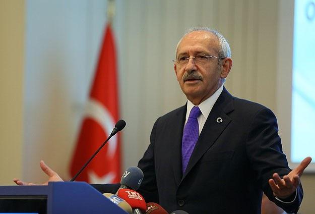 Kılıçdaroğlu, Gül'den internet yasasına veto istedi