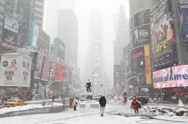 New York'ta 'donuyoruz' alarmı verildi