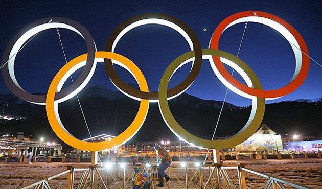 Kış Olimpiyatları başlıyor
