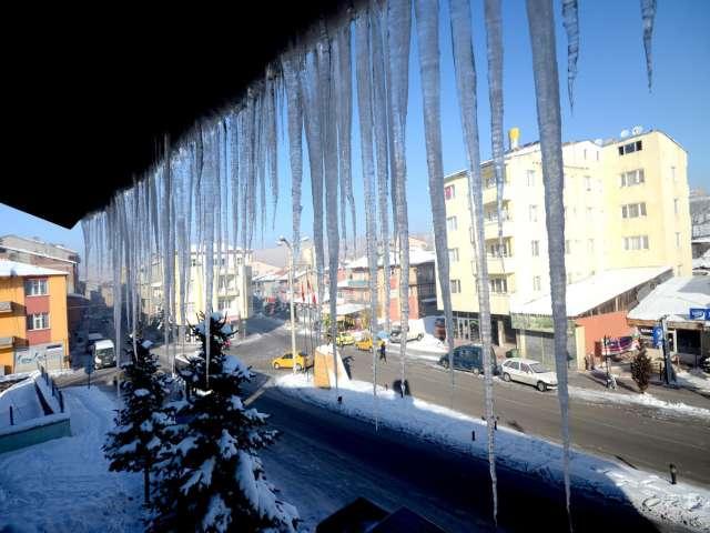 Doğu'da son 20 yılın en soğuk kışı!