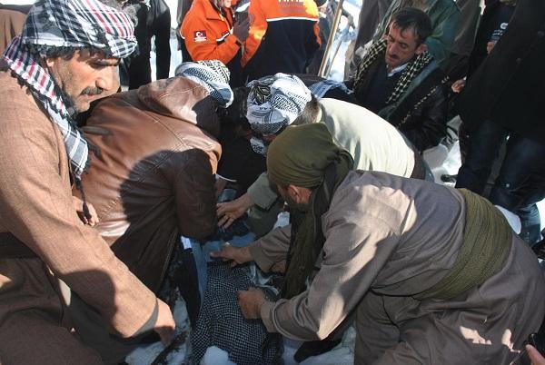 Kayıp 4 İranlı'dan 2'sinin cesedine ulaşıldı