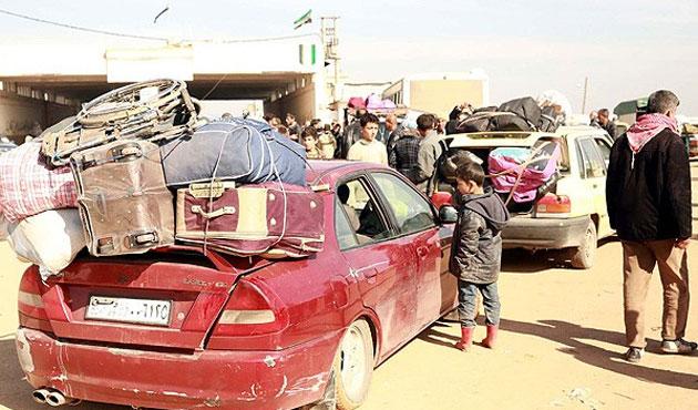 Humus'ta yine patlama sesleri!
