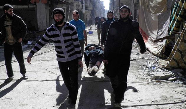 Suriye rejimi ateşkesi ihlal etti: 23 ölü!