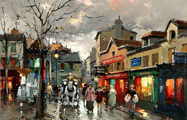 Paris'in ressamlar tepesi