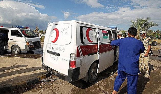 Libya'da eski meclis başkan yardımcısı öldürüldü