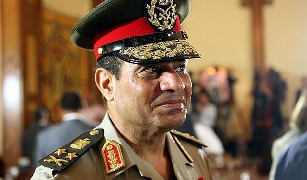 Darbe karşıtlarından Sisi'ye adaylık tepkisi