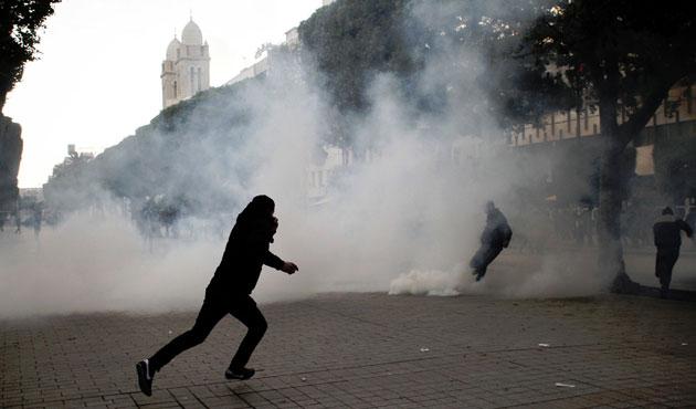 Tunus'ta çatışma: 3 ölü
