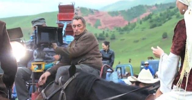 Kırgız sineması geçmişini arıyor