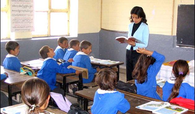 10 bin yeni öğretmen bugün ders başı yaptı