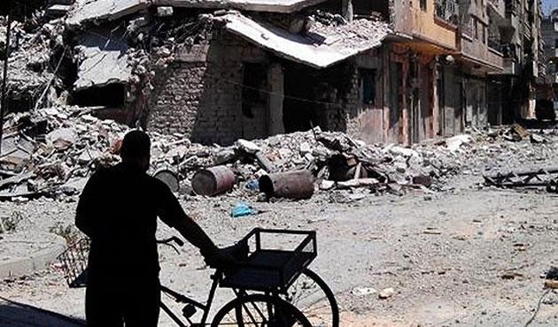 Hamas'tan acil Yermuk çağrısı