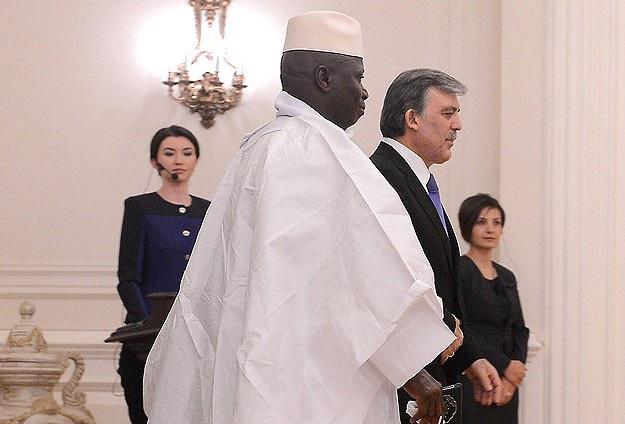 Gül: Afrika'ya bakışımızın temelinde kardeşlik var