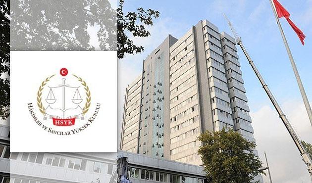 168 savcıya tayin, Zekeriya Öz Bolu'ya atandı