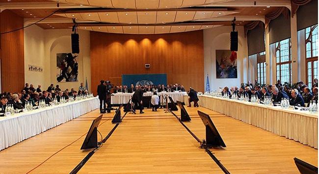 Muhaliflerin önerisi müzakere masasında