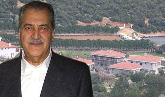 Latif Topbaş'tan açıklama: Araziler 35 yıldır bizim