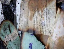 Sırp güçlerinin özel hedefi Bosna'daki Osmanlı belgeleriydi