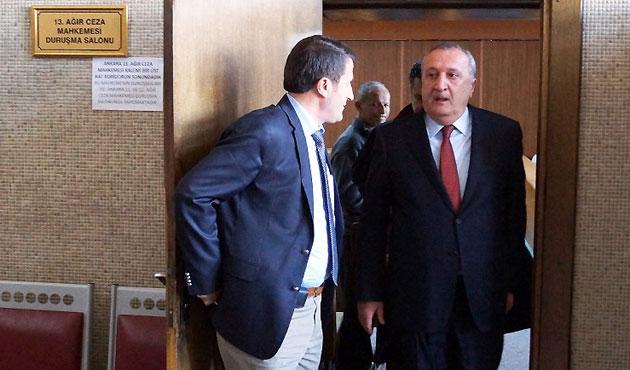 Mehmet Ağar duruşmalardan muaf tutuldu