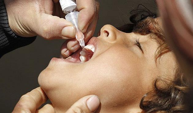 Suriye'de 1,4 milyon çocuğa aşı yapıldı