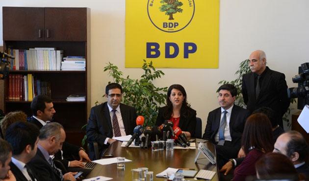 BDP, Öcalan'ın yeni üç talebini açıkladı