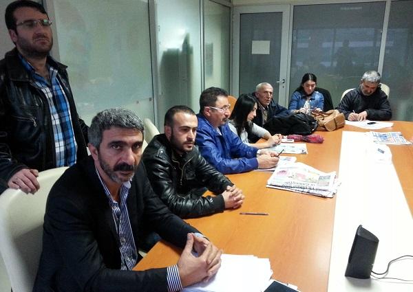 CHP'liler açlık grevinde