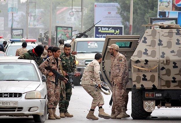 Libya'da askeri yetkili öldürüldü