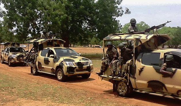 Nijerya'da saldırı: 9 asker öldü