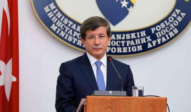 Davutoğlu: Bosna için Lübnan modeli bile daha iyi