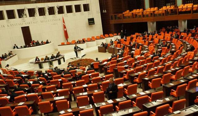 HSYK teklifi bugün Meclis'te görüşülecek