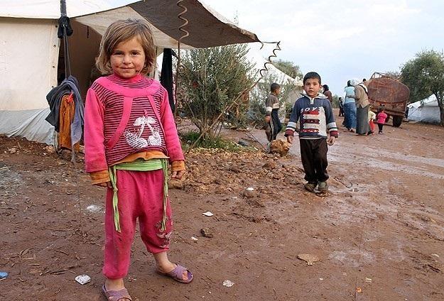 Suriye'de ekmek sıkıntısı