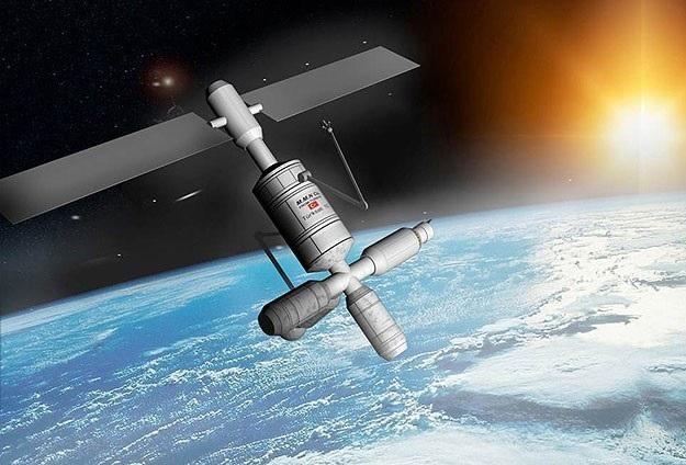 TÜRKSAT 4A uydusu fırlatıldı