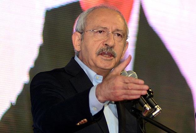 Kılıçdaroğlu: Türkiye istihbarat devleti yapılıyor