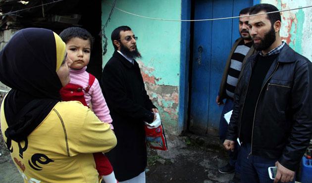 Libya'dan Hatay'daki Suriyelilere kira yardımı