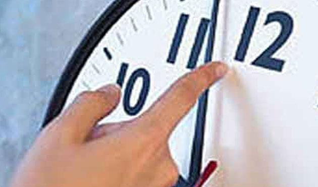 Saatler 31 Mart'ta bir saat ileri alınacak
