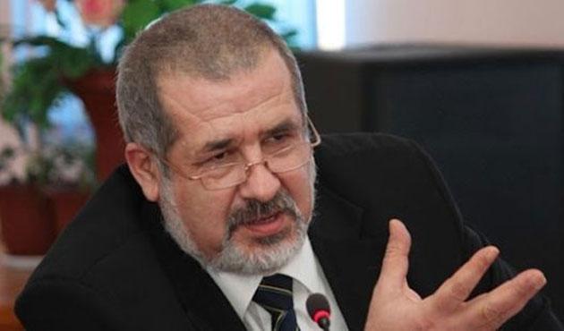 Çubarov: Vatanımızda bize sormadan referandum yapacaklar!