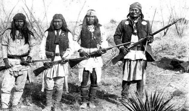 ABD'ye direnen son Apaçi: Geronimo