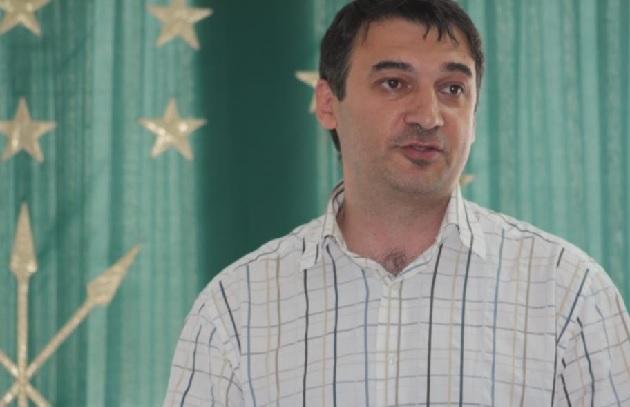 Rusya Çerkes lideri tutukladı