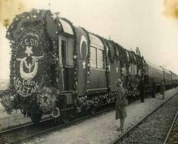 Atatürk döneminde ne kadar demiryolu yapıldı ?