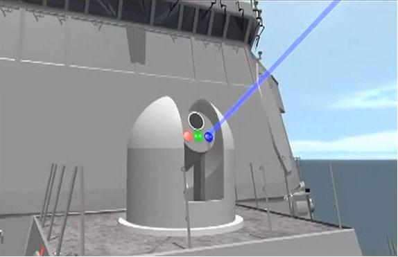 ABD savaşta 'lazer' dönemi başlatıyor
