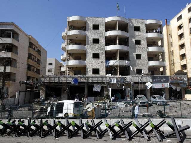 Lübnanlı siyasilerden Beyrut saldırısına sert tepki