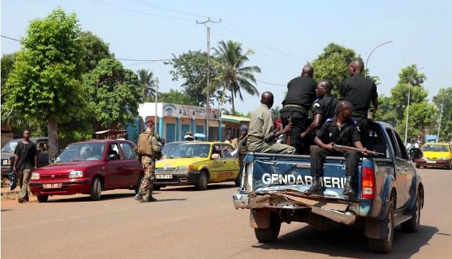 150 bin Müslüman Orta Afrika'yı terk etti