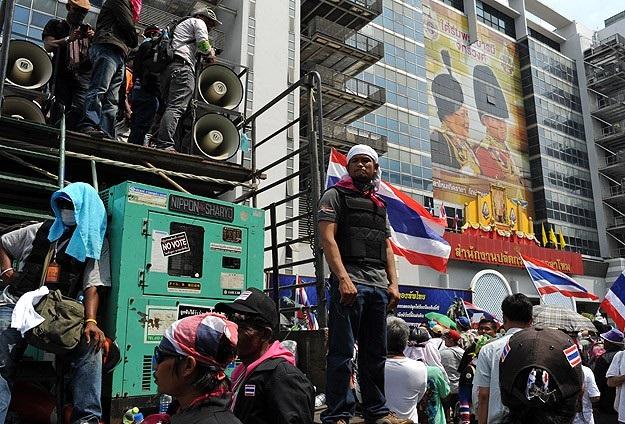 Tayland'da hükümet karşıtlarına saldırı: 3 ölü
