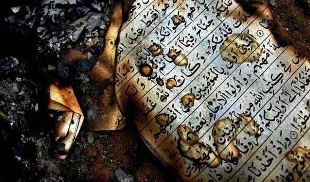 Rusya'da Kur'an yakan şahıs yakalandı