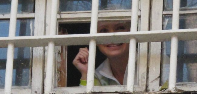 Ukrayna'da Timoşenko artık serbest