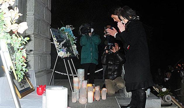 Japonlar, kendileri için ölen Türkleri unutmadı