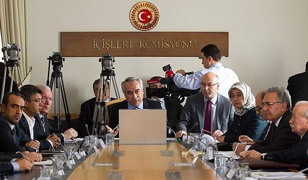 MİT Yasa Teklifi komisyondan geçti